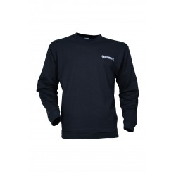SWEAT SHIRT SECURITE NOIR