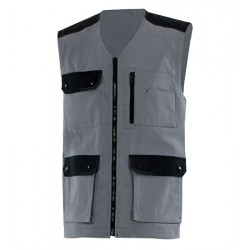 GILET KARGO PRO LIGHT GRIS GRAPHITE/NOIR