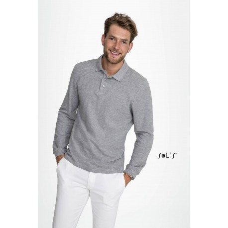 POLO MANCHES LONGUES WINTER II
