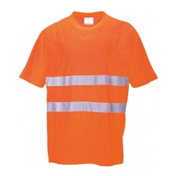 TEE SHIRT HV ORANGE S172