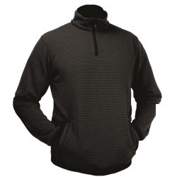SWEAT TYPHON GRIS/NOIR